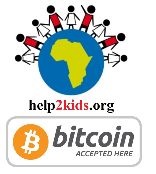 Blockchain Company KryptoPal  Opens Cryptocurrency Donation Option for the help2kids organization in Africa.