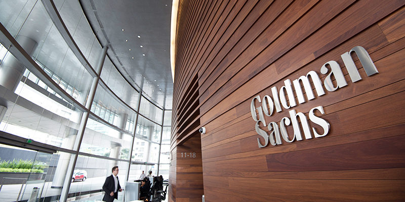 Goldman Sachs May Soon Trade Cryptocurrencies
