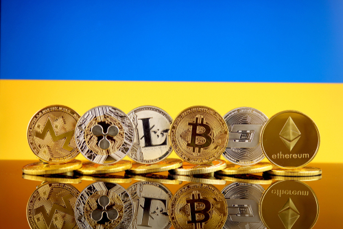 Police Arrest Four in Ukrainian  Alleged Cryptocurrency Exchange Fraud