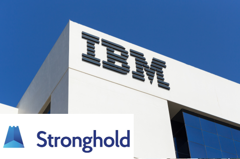 What cryptocurrency is ibm backing