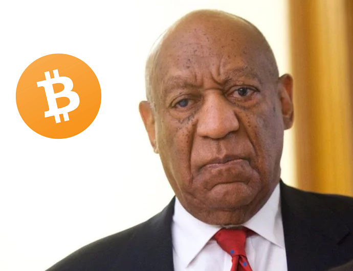 Comedian Bill Cosby buys 750 Bitcoin, Worth $5 Million to Save his $500M Fortune from Wife and creditors.