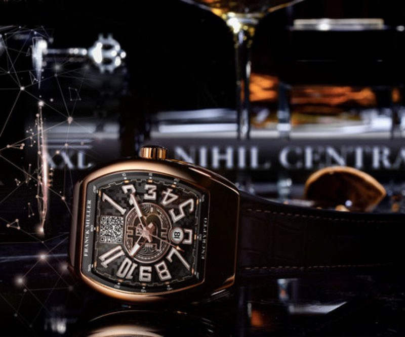 First Bitcoin Timepiece Launched by Swiss Watchmaker, Franck Muller