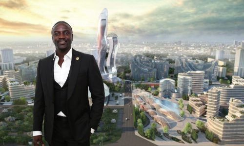 Akoin City Ready for Launch as Akon gets Approval for the Project