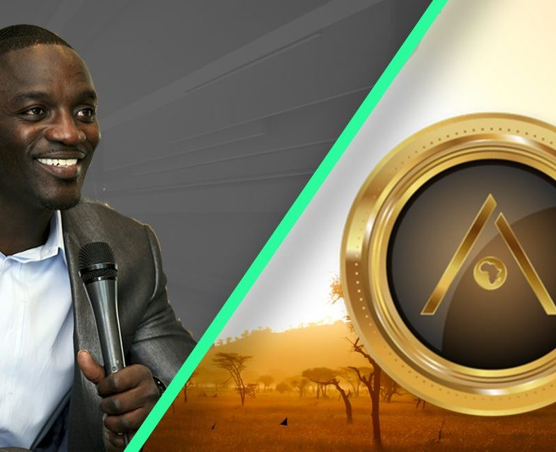 "Akon is launching his upcoming ""Akoin"" cryptocurrency on Stellar Blockchain."
